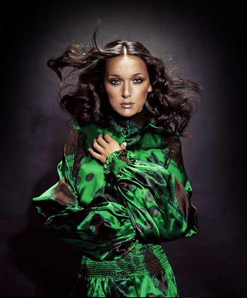 ALSOU FOR DV MAGAZINE by Aslan Ahmadov